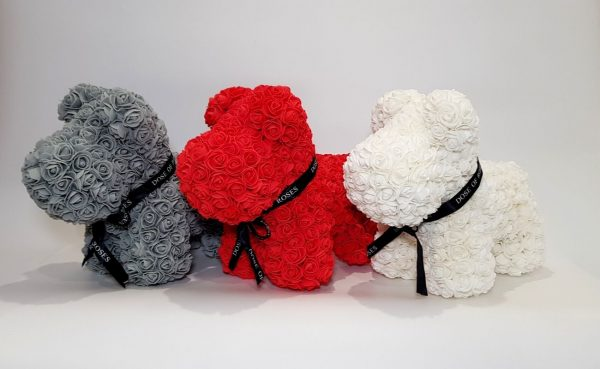 Long rose dog all colours
